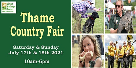 Thame Food and Country Fair tickets