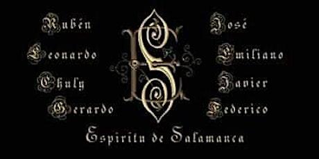 Espiritu Salamanca en Trebol entradas