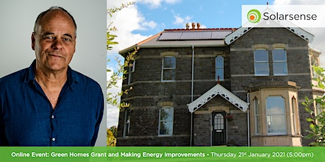 Online Event: Green Homes Grant and Making Energy Improvements tickets
