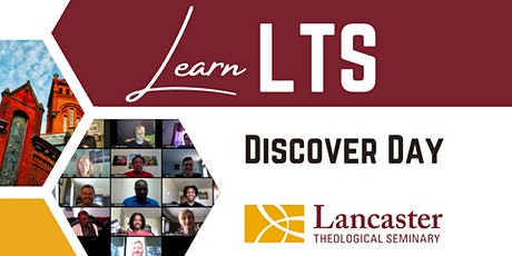 Learn LTS | Discover Day tickets