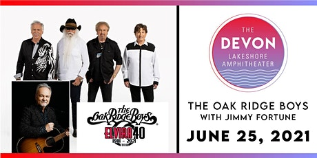 The Oak Ridge Boys with special guest Jimmy Fortune tickets