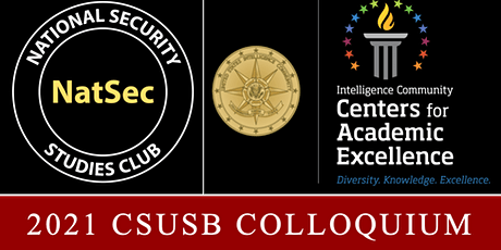 14th Intelligence Community Center of Academic Excellence e-Colloquium tickets