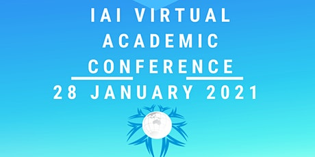 International VIRTUAL Academic Conference  January 28,  2021 tickets