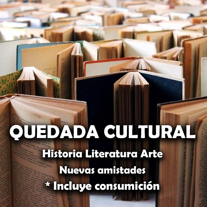 Imagen de MAS INFO 636116531  Quedadas con tertulia cultural literatura historia arte