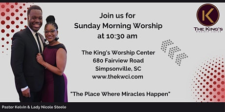 Sunday, January 17, 2021  - Worship Service at KWCI tickets