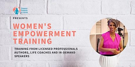 Virtual Empowerment Training tickets