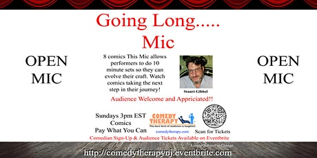 Going Long Mic tickets