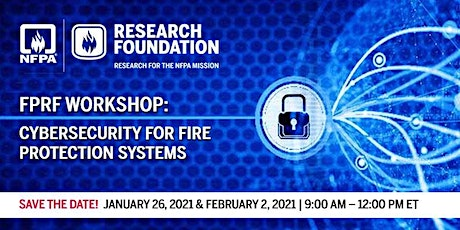 Workshop on Cybersecurity for Fire Protection Systems tickets