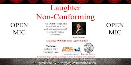 Laughter Non-Conforming entradas