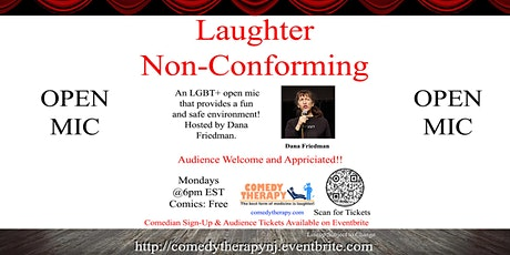 Laughter Non-Conforming tickets
