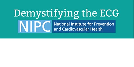 Demystifying the ECG Workshop - Saturday May 22nd tickets