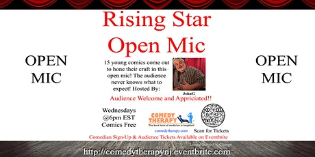 The Rising Star Open Mic tickets