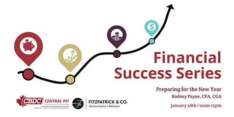 Financial Success Series: Preparing for the New Year tickets