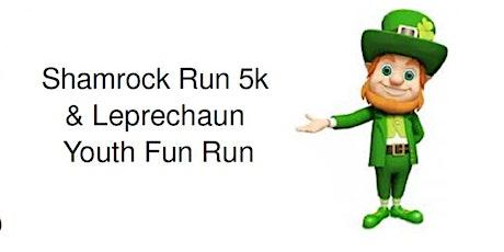 2021 Shamrock 5k and Leprechaun Youth Fun Run tickets