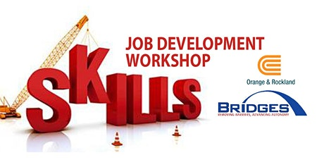 BRIDGES and O&R Job Development Workshop tickets
