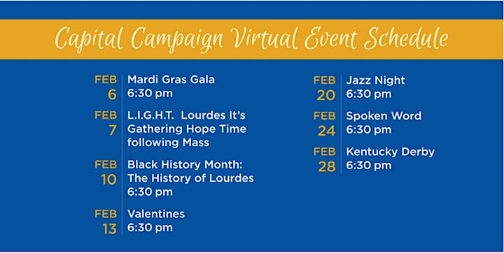 OLL Campaign Capital Events image