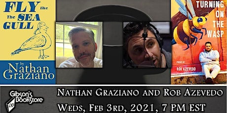 Author Nathan Graziano and Poet Rob Azevedo tickets
