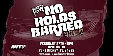 No Holds Barred Vol. 10 tickets