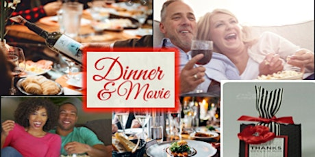 Valentine's Dinner and Movie		   The  Nights of Love tickets