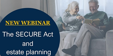 Webinar – IRA Beneficiary Designation Planning After the SECURE Act tickets