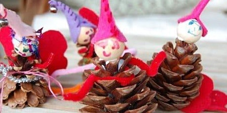 FAB: Pinecone Winter Fairy Kit tickets