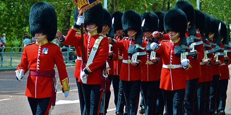 London in one day! See the main sights walking tour with official Guide tickets