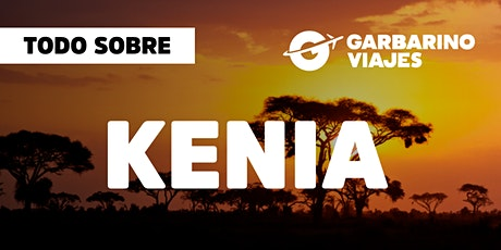 Encuentro Virtual: Bienvenidos a Bordo - KENIA entradas