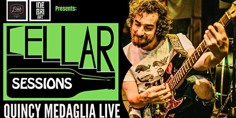 Cellar Sessions with Quincy Medaglia tickets