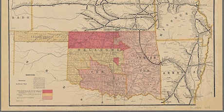 Space, Place, and Schooling: African American and Indigenous Oklahoma, 1865 tickets