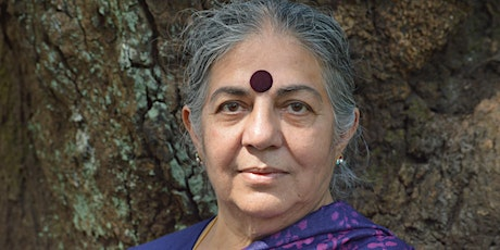 Vandana Shiva on the World Food Emergency tickets