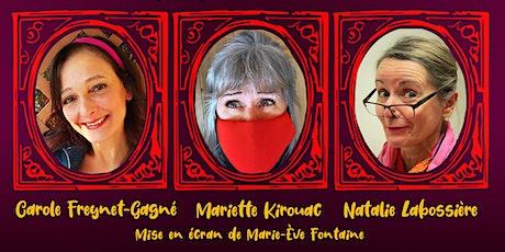 JACINTHE : un spectacle virtuel de Lipstick Rouge billets