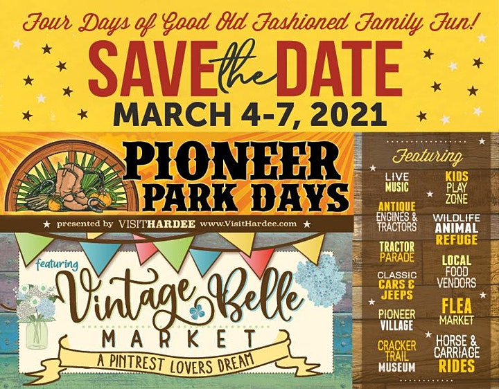 Pioneer Park Days image