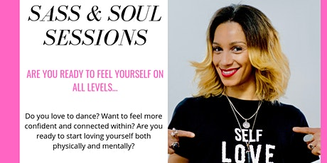 Sass & Soul Sessions Online tickets