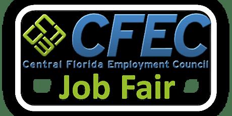 Governor's Job Fair tickets
