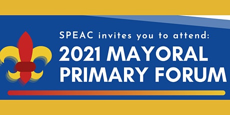 2021 St. Louis Mayoral Primary Candidate Forum tickets