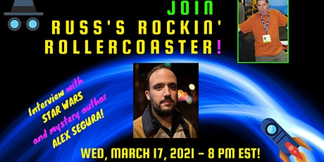 Russ Colchamiro interviews STAR WARS and mystery author ALEX SEGURA! tickets