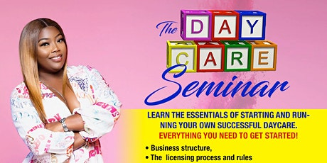 The Daycare Seminar Part 1 tickets