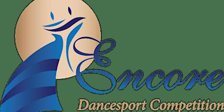Encore Dancesport Competition 2021 tickets
