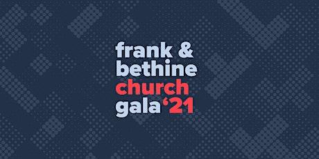 27th Annual Frank & Bethine Church Gala tickets