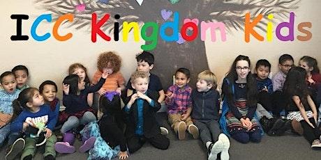 ICC Kingdom Kids tickets