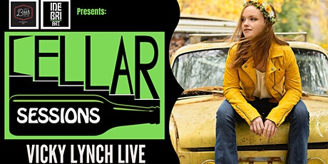 Cellar Sessions with Vicky Lynch tickets