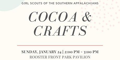 Bristol Girl Scouts Cocoa & Crafts tickets