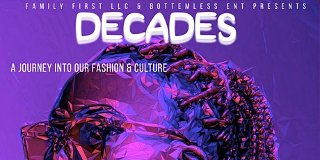 Decades Adult Night and Fashion Show tickets