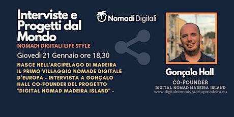 Nasce a Madeira il Primo Villaggio Nomade Digitale d'Europa biglietti