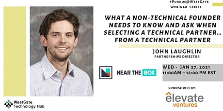 Insight for Non-Technical Founders from a Technical Partner tickets