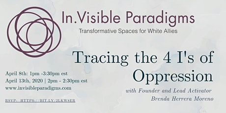 Tracing the 4 I's of Oppression tickets
