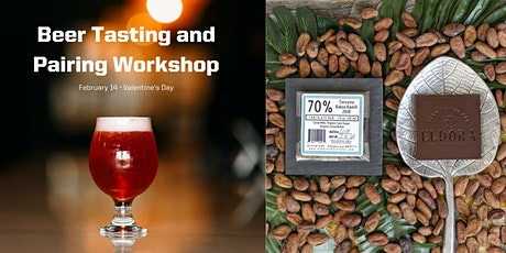 Beer Tasting and Pairing Workshop: Beer and Chocolate tickets