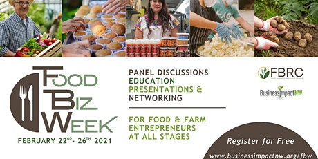 Food Biz Week tickets