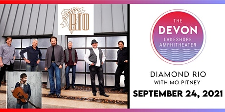 Diamond Rio with special guest Mo Pitney tickets
