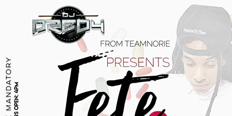 FETE RX tickets